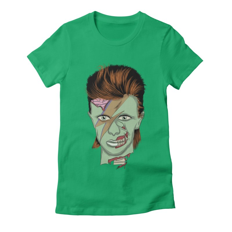 historia   Women's Fitted T-Shirt by damian's Artist Shop