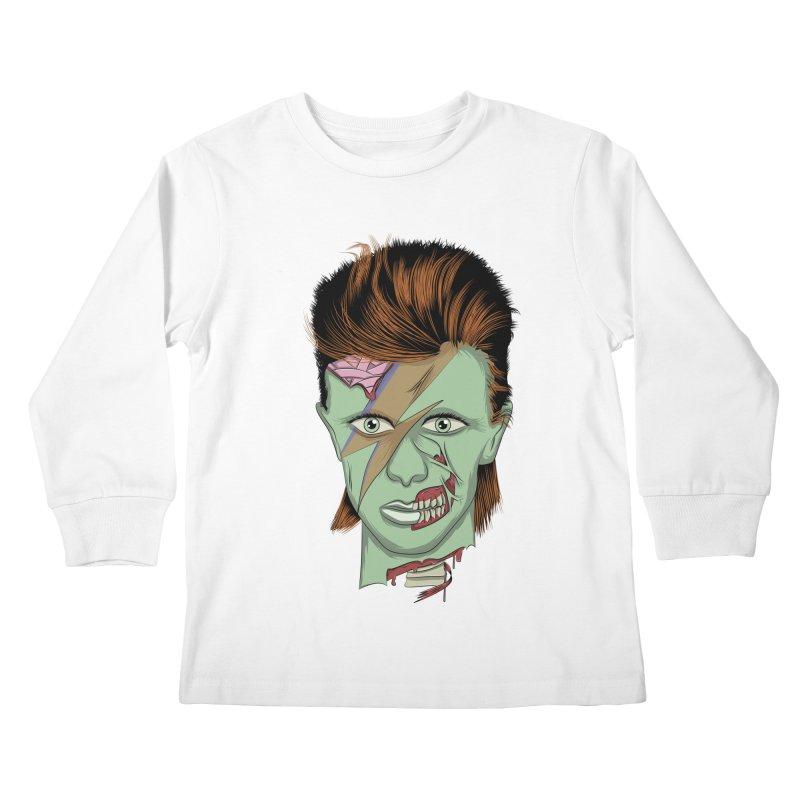 historia   Kids Longsleeve T-Shirt by damian's Artist Shop