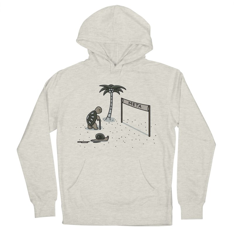 La Gran Carrera Men's Pullover Hoody by damian's Artist Shop