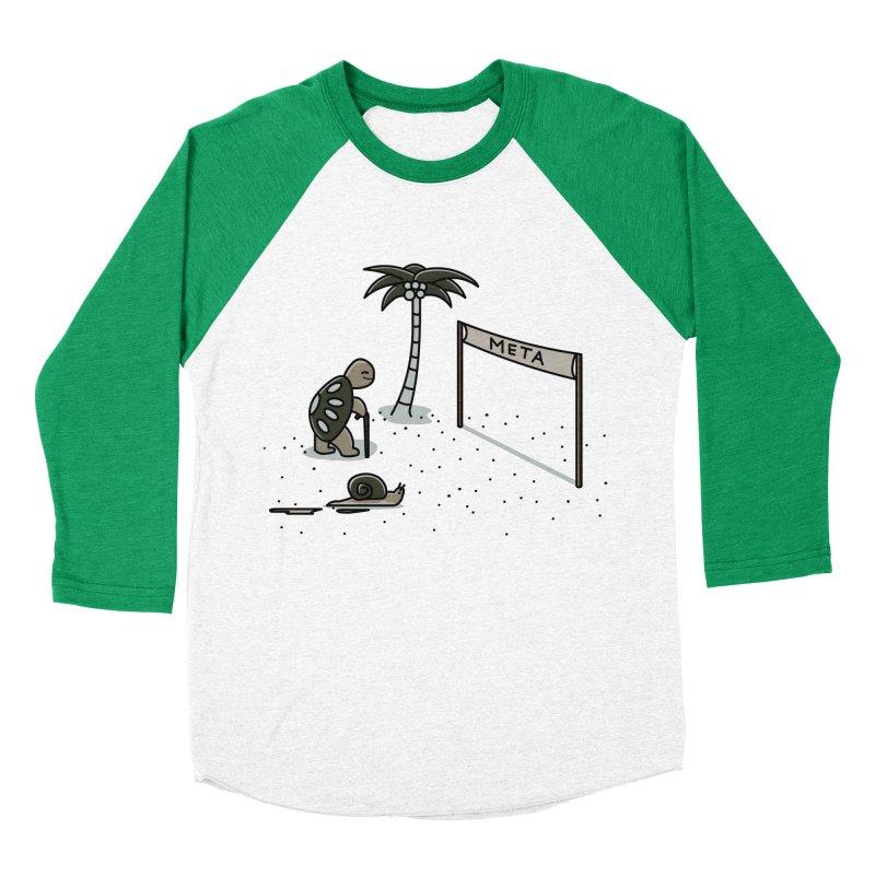 La Gran Carrera Women's Baseball Triblend T-Shirt by damian's Artist Shop