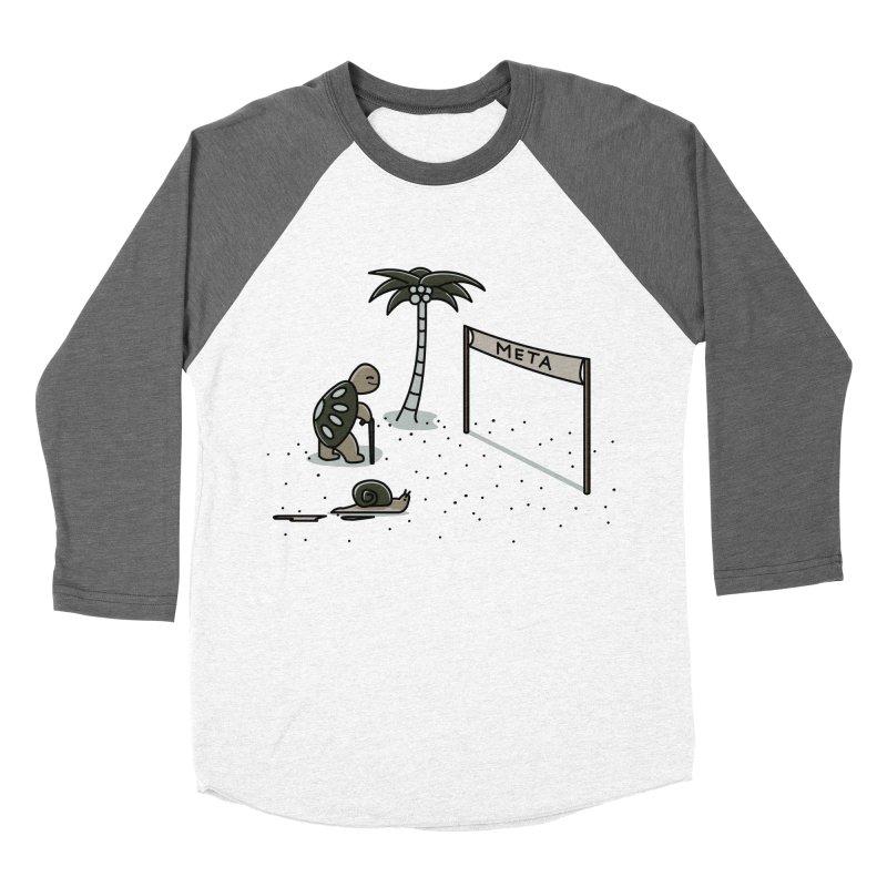 La Gran Carrera Men's Baseball Triblend T-Shirt by damian's Artist Shop