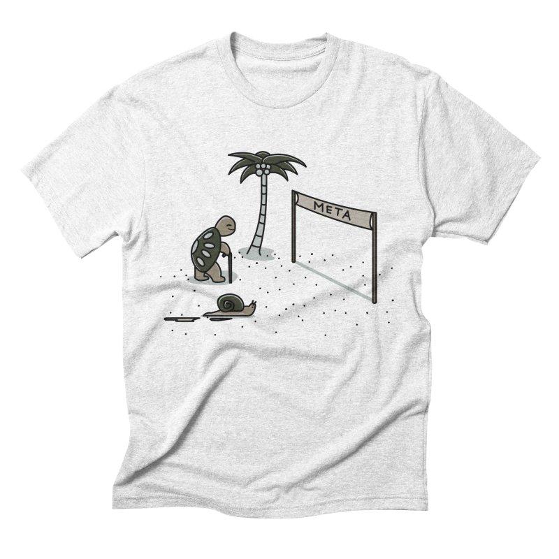 La Gran Carrera Men's Triblend T-shirt by damian's Artist Shop
