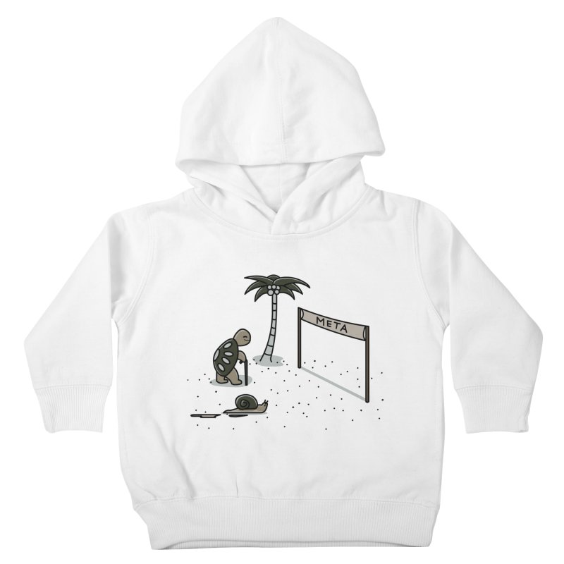 La Gran Carrera Kids Toddler Pullover Hoody by damian's Artist Shop