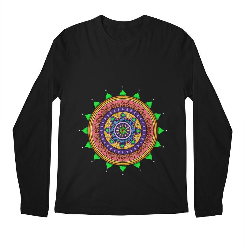 YouStyleGuate1 Men's Longsleeve T-Shirt by damian's Artist Shop