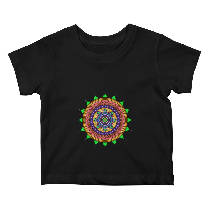 YouStyleGuate1 Kids Baby T-Shirt by damian's Artist Shop