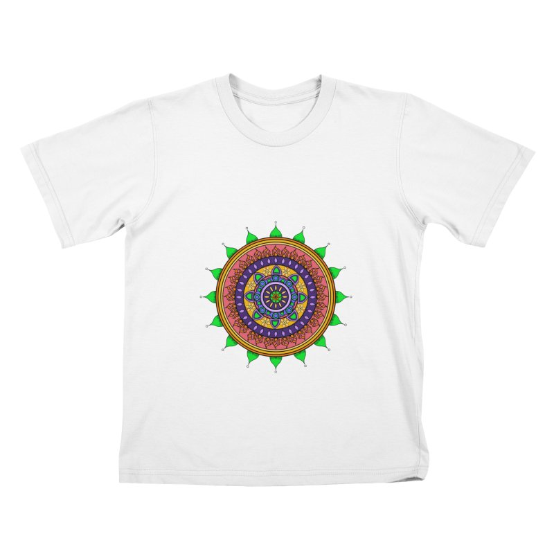 YouStyleGuate1 Kids T-shirt by damian's Artist Shop