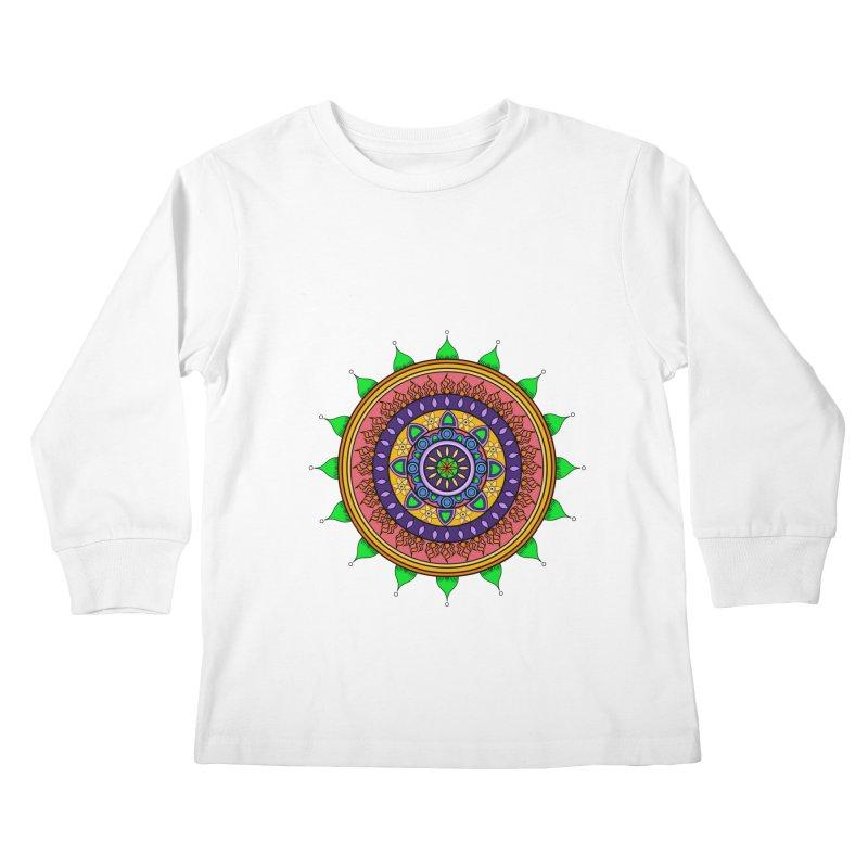 YouStyleGuate1 Kids Longsleeve T-Shirt by damian's Artist Shop