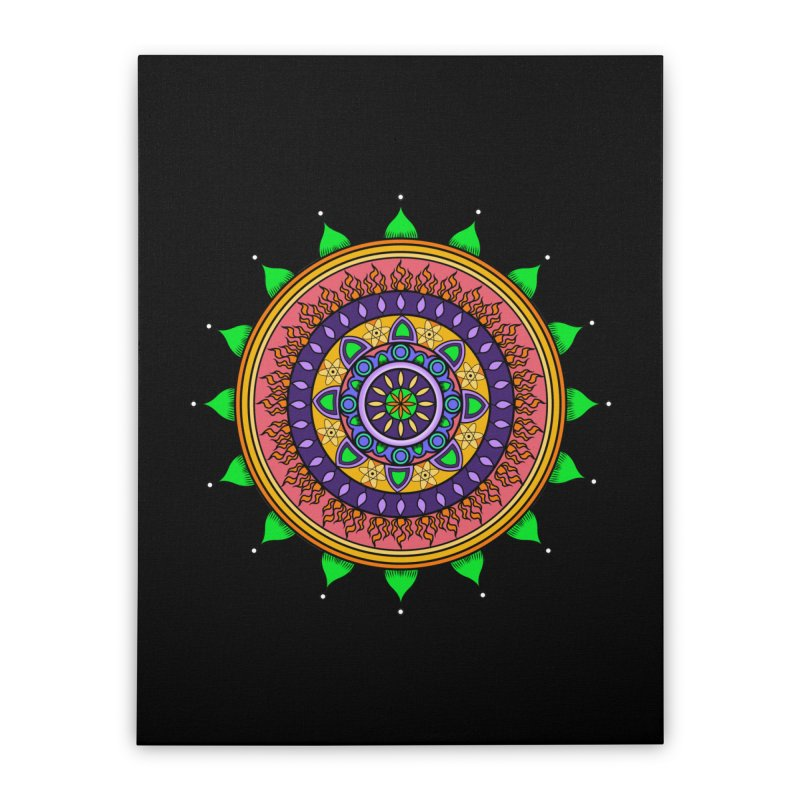 YouStyleGuate1 Home Stretched Canvas by damian's Artist Shop