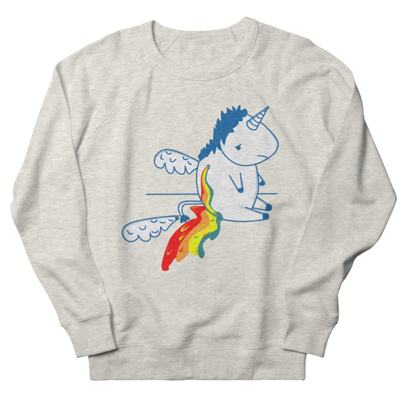 UNICORNIO  ARCOIRIS Men's Sweatshirt by damian's Artist Shop