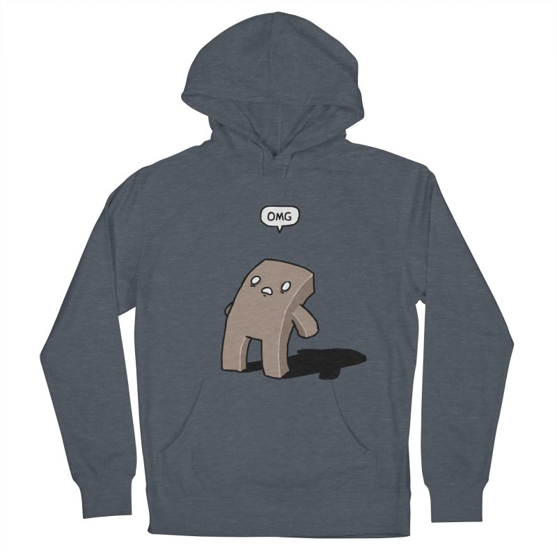 Oh The Humanity Women's Pullover Hoody by Damien Mason's Artist Shop