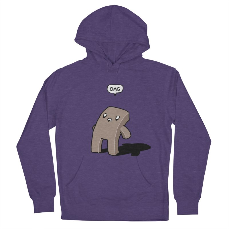 Oh The Humanity Men's Pullover Hoody by Damien Mason's Artist Shop