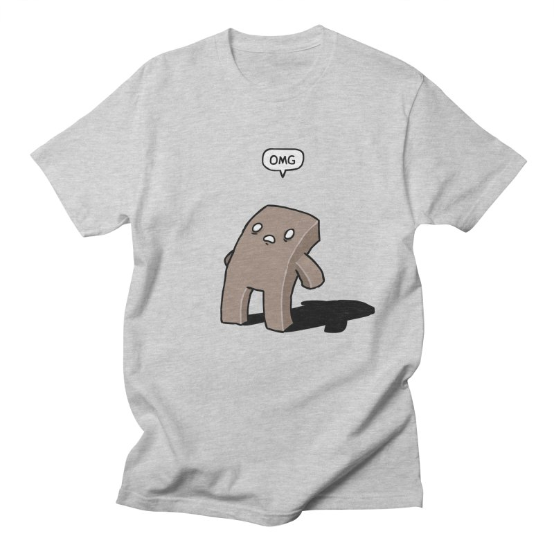 Oh The Humanity Men's T-Shirt by Damien Mason's Artist Shop