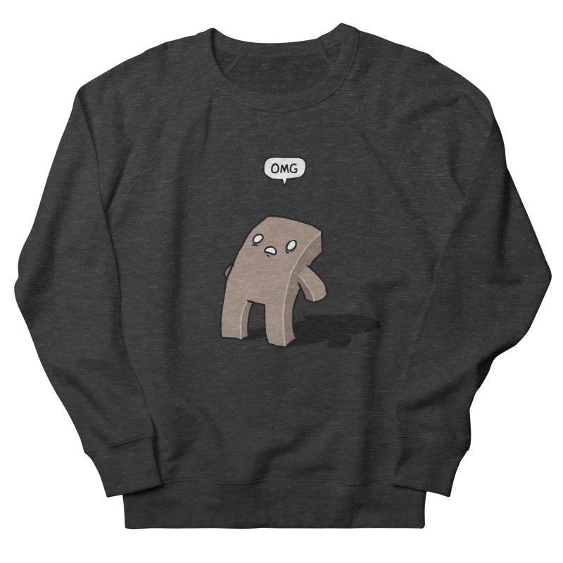 Oh The Humanity Women's Sweatshirt by Damien Mason's Artist Shop