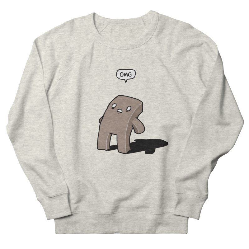 Oh The Humanity Women's Sweatshirt by Damien Mason's Artist Shop