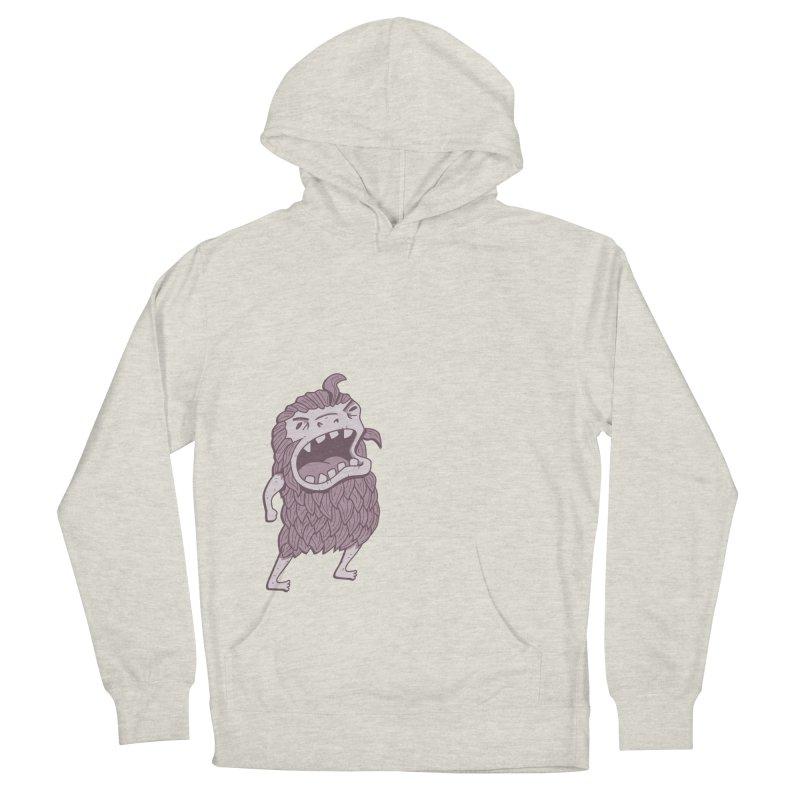 Sasquatch Men's Pullover Hoody by Damien Mason's Artist Shop