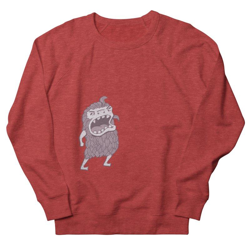 Sasquatch Women's Sweatshirt by Damien Mason's Artist Shop