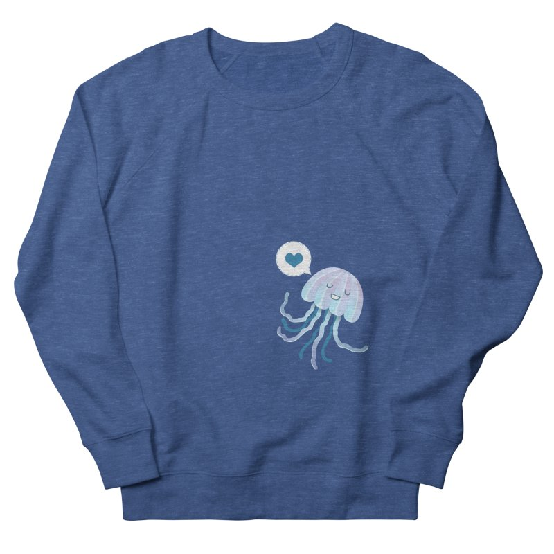 Jelly! Women's Sweatshirt by Damien Mason's Artist Shop