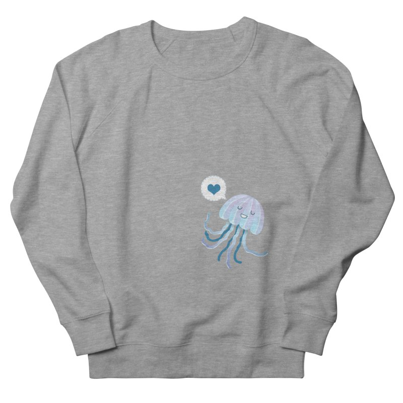 Jelly! Women's Sweatshirt by Damien Mason's Artist Shop
