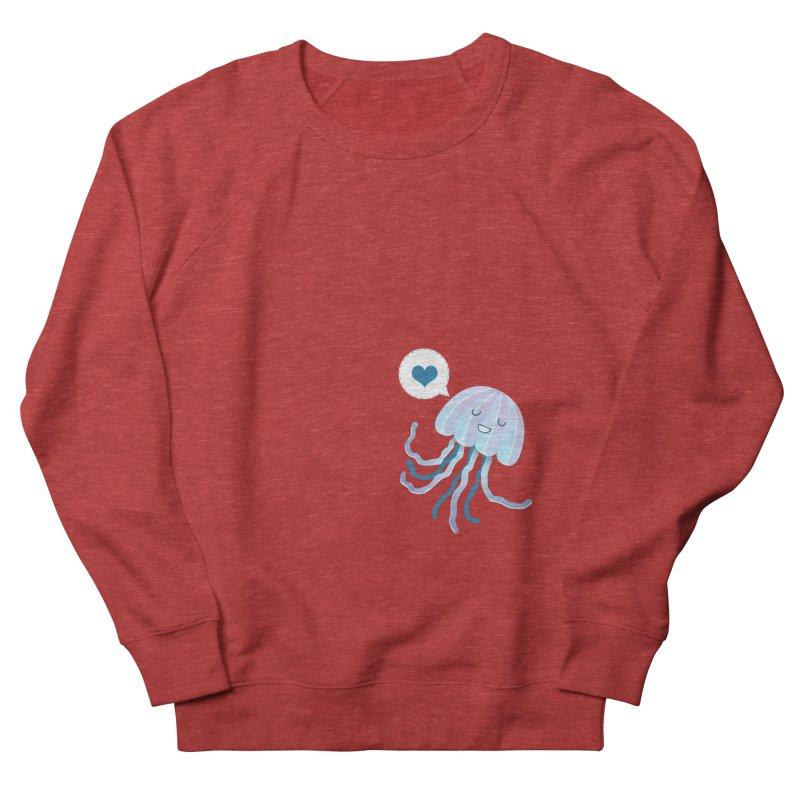 Jelly! Men's Sweatshirt by Damien Mason's Artist Shop
