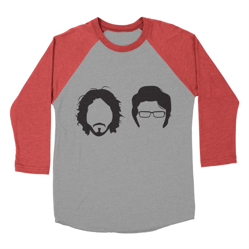 FotC Women's Baseball Triblend Longsleeve T-Shirt by Damien Mason's Artist Shop