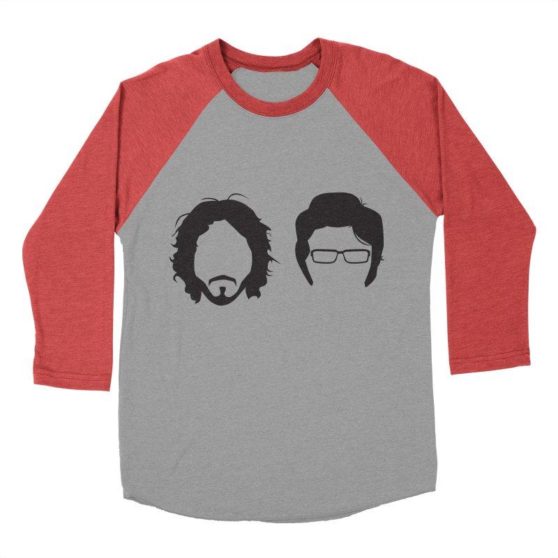 FotC Men's Baseball Triblend Longsleeve T-Shirt by Damien Mason's Artist Shop