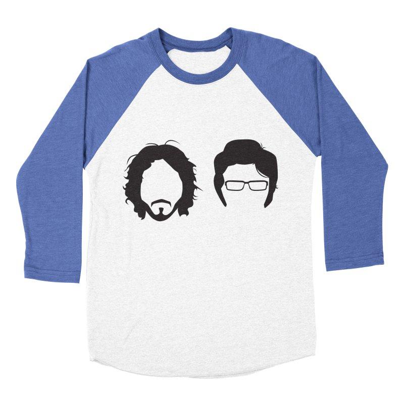 FotC Men's Baseball Triblend T-Shirt by Damien Mason's Artist Shop