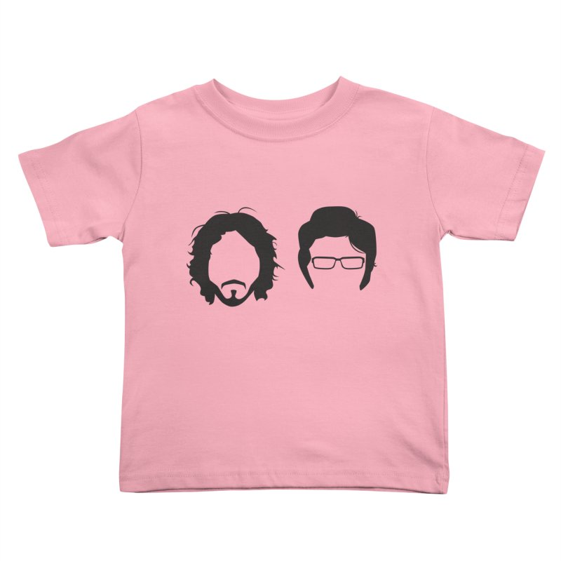 FotC Kids Toddler T-Shirt by Damien Mason's Artist Shop