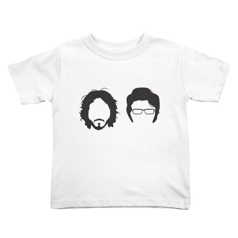 FotC Kids Toddler T-Shirt by Damien Mason's Artist Shop
