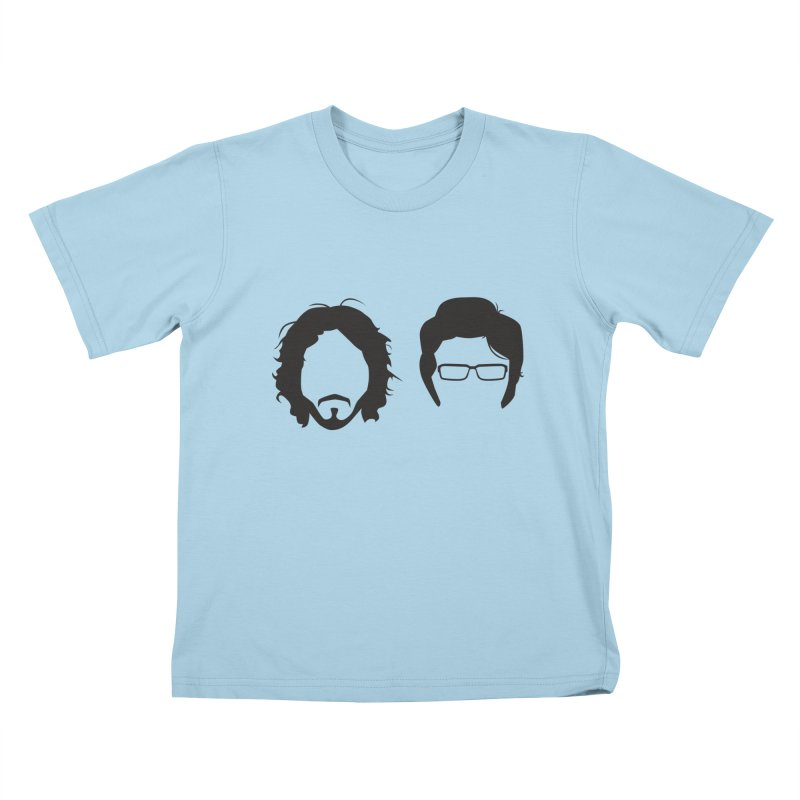FotC Kids T-Shirt by Damien Mason's Artist Shop