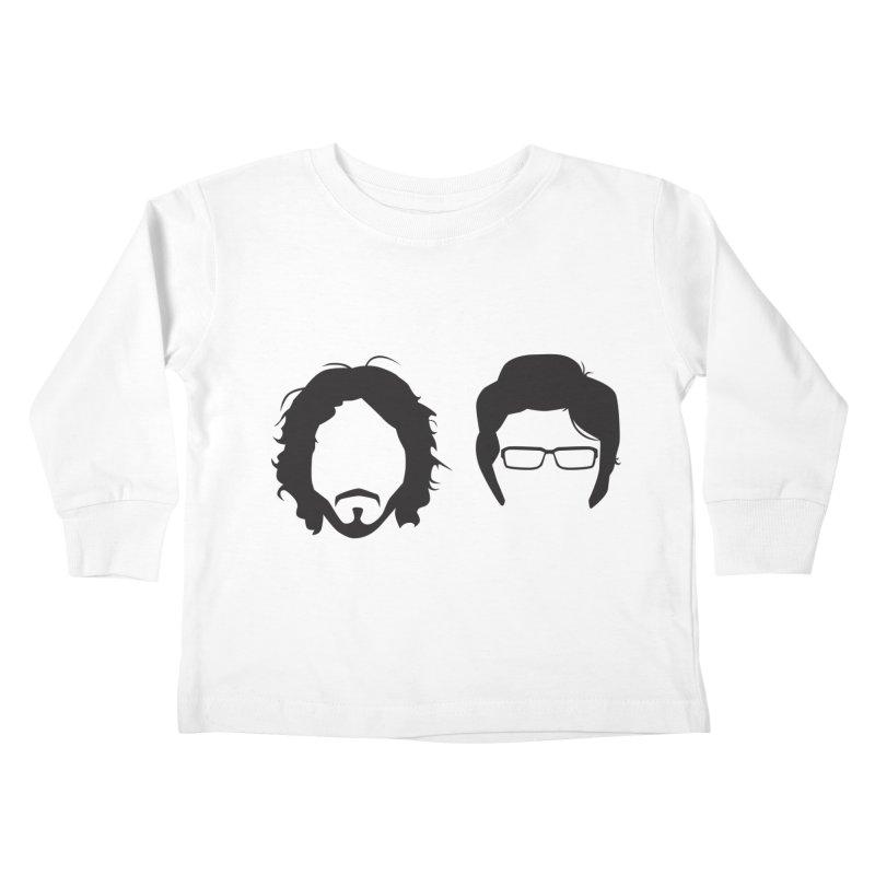 FotC Kids Toddler Longsleeve T-Shirt by Damien Mason's Artist Shop