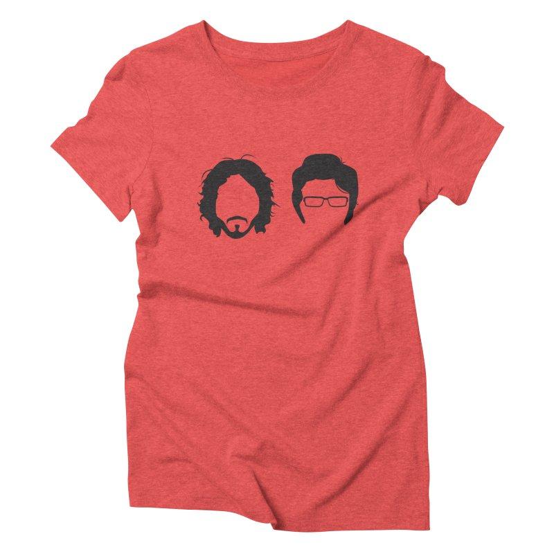 FotC Women's Triblend T-Shirt by Damien Mason's Artist Shop
