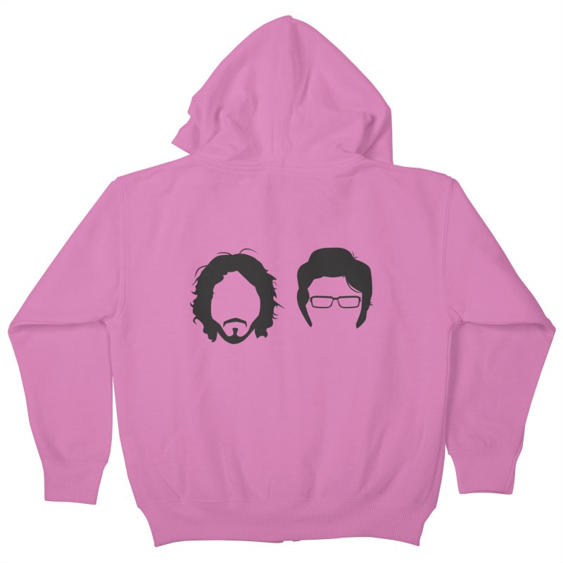 FotC Kids Zip-Up Hoody by Damien Mason's Artist Shop