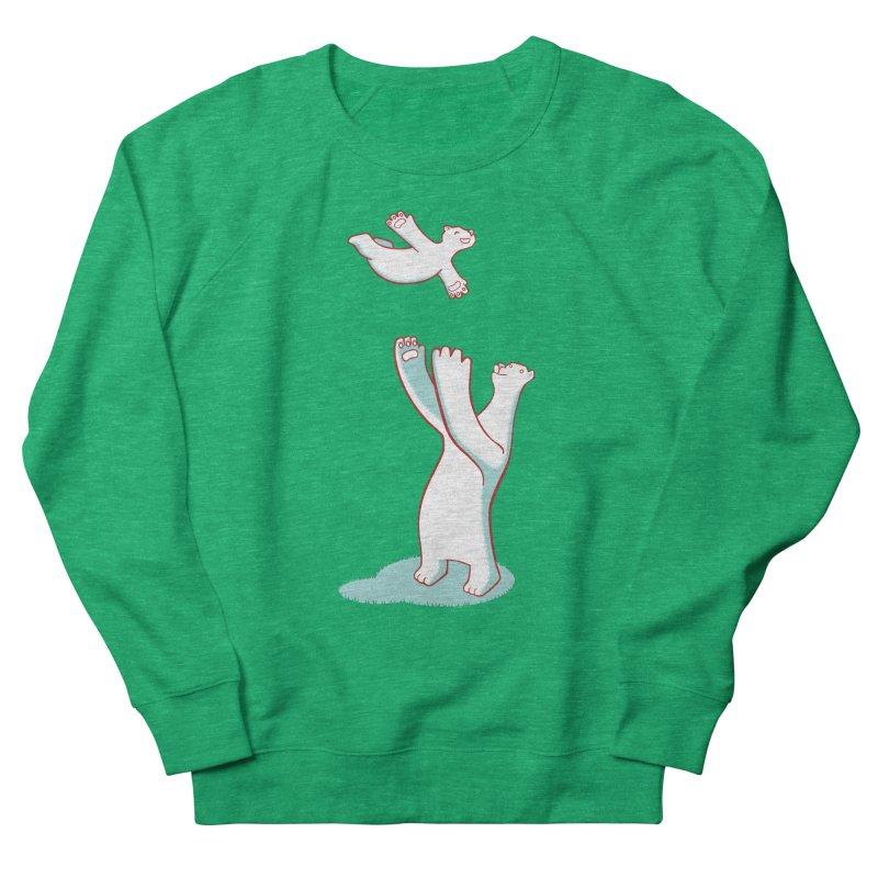 Bears Give The Best Hugs Men's Sweatshirt by Damien Mason's Artist Shop