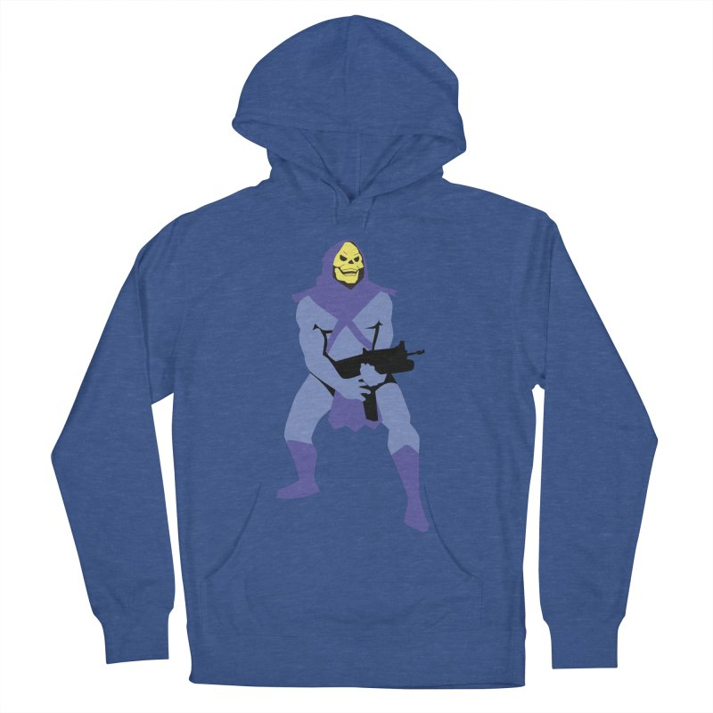 The Fall of Eternia Men's French Terry Pullover Hoody by Damien Mason's Artist Shop