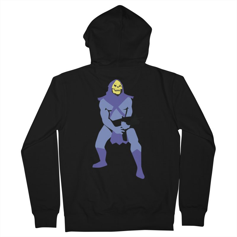 The Fall of Eternia Women's French Terry Zip-Up Hoody by Damien Mason's Artist Shop