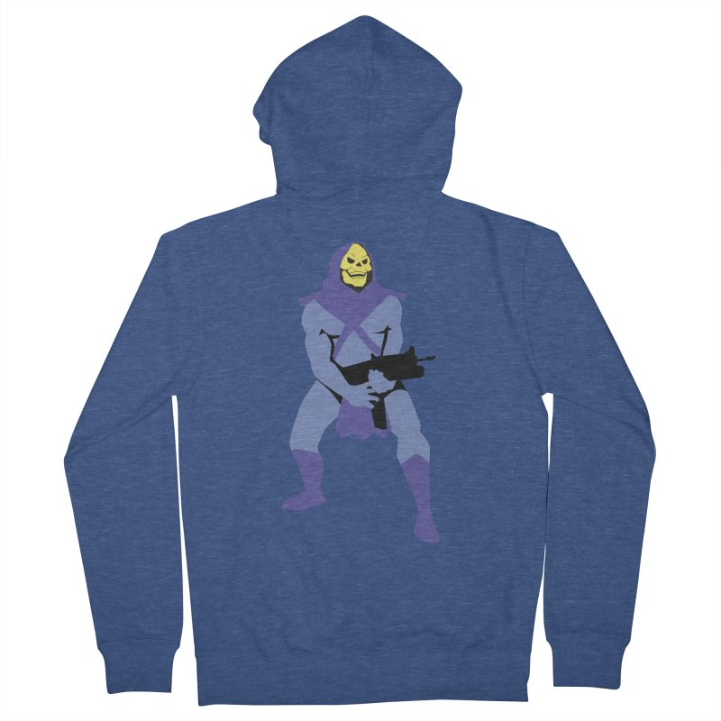 The Fall of Eternia Men's French Terry Zip-Up Hoody by Damien Mason's Artist Shop