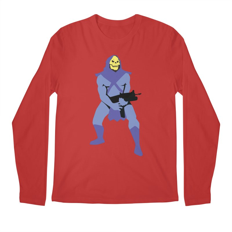 The Fall of Eternia Men's Longsleeve T-Shirt by Damien Mason's Artist Shop