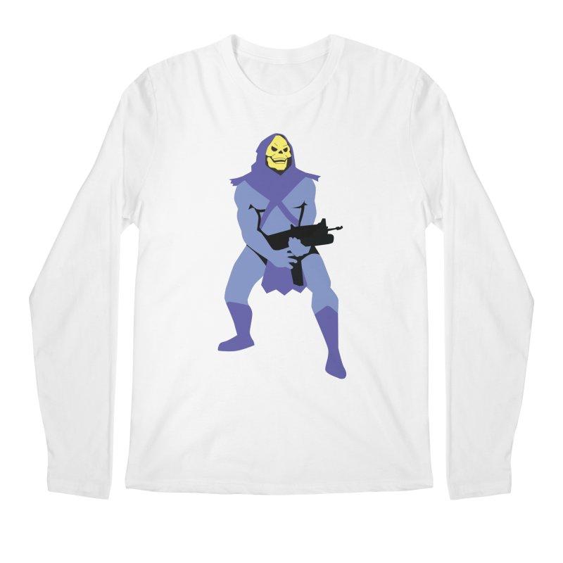 The Fall of Eternia Men's Regular Longsleeve T-Shirt by Damien Mason's Artist Shop