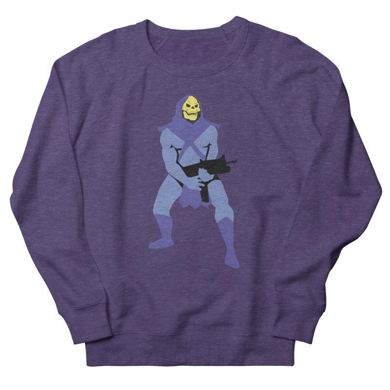 The Fall of Eternia Men's French Terry Sweatshirt by Damien Mason's Artist Shop