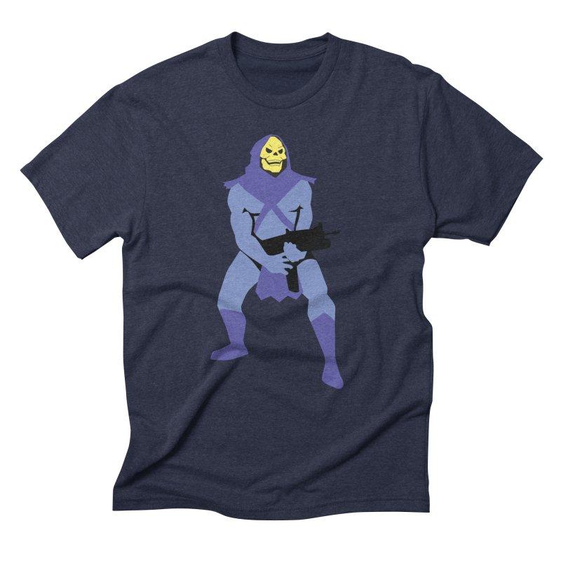 The Fall of Eternia Men's Triblend T-Shirt by Damien Mason's Artist Shop