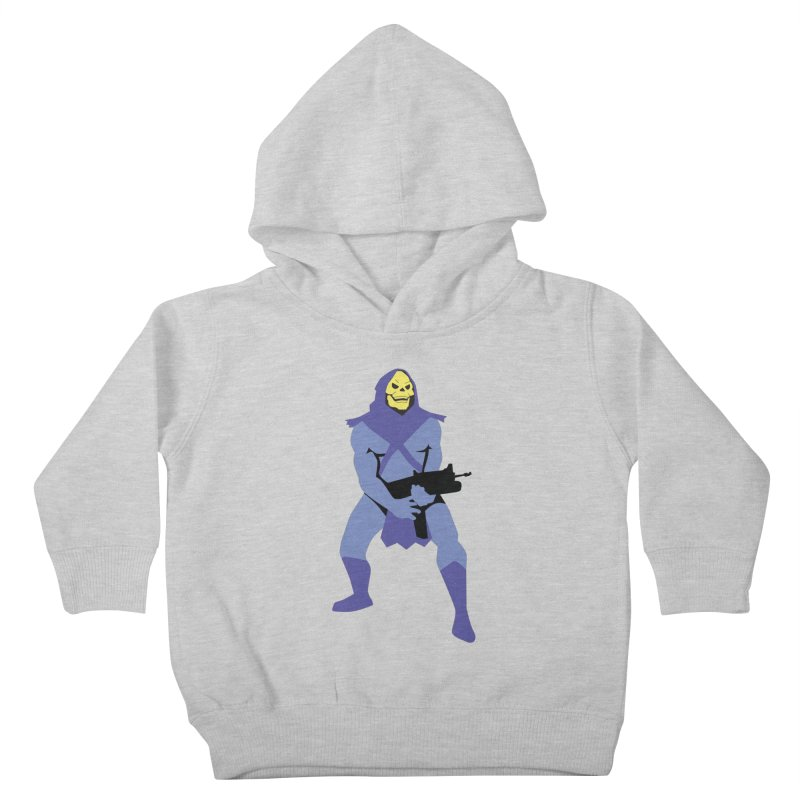 The Fall of Eternia Kids Toddler Pullover Hoody by Damien Mason's Artist Shop