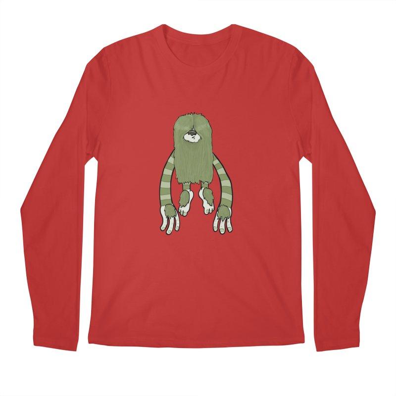 Clive Men's Longsleeve T-Shirt by Damien Mason's Artist Shop