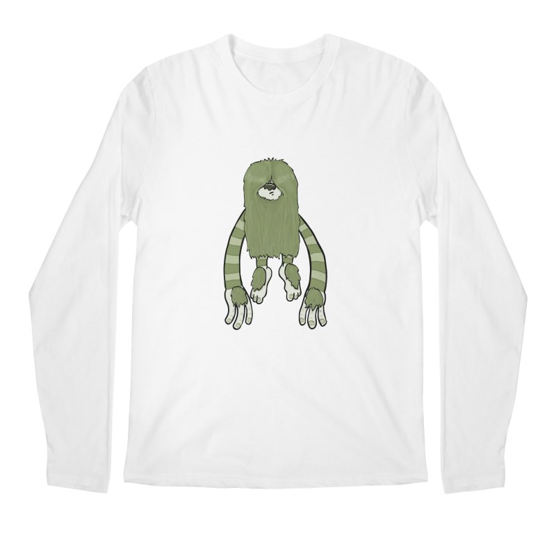 Clive Men's Longsleeve T-Shirt by Damien Mason's Artist Shop