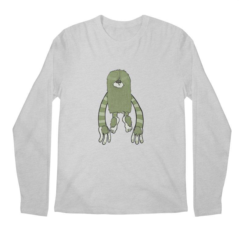 Clive Men's Regular Longsleeve T-Shirt by Damien Mason's Artist Shop