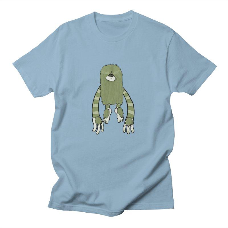 Clive Men's Regular T-Shirt by Damien Mason's Artist Shop