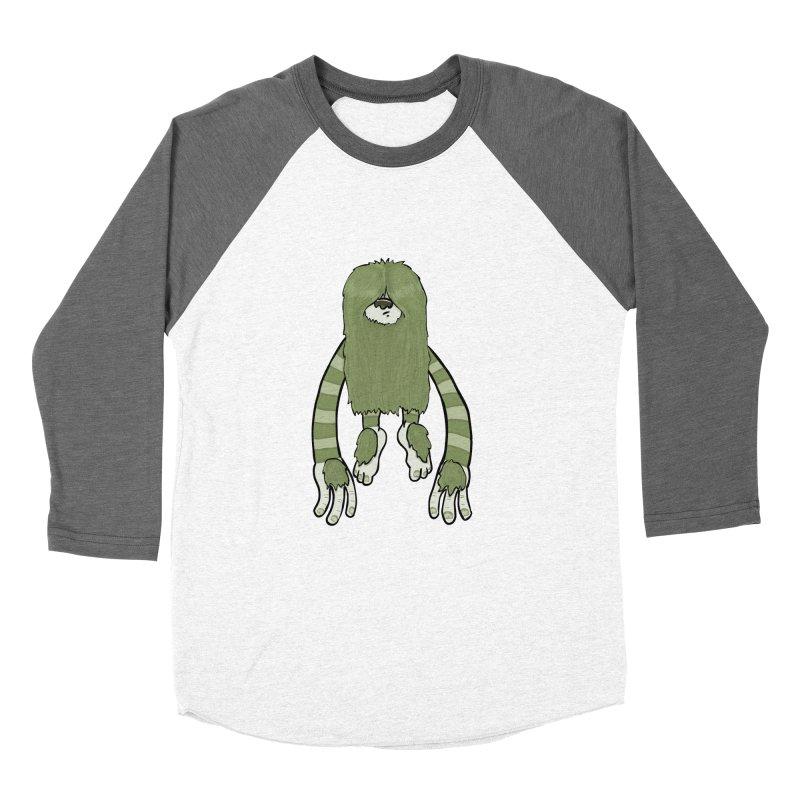 Clive Women's Baseball Triblend T-Shirt by Damien Mason's Artist Shop