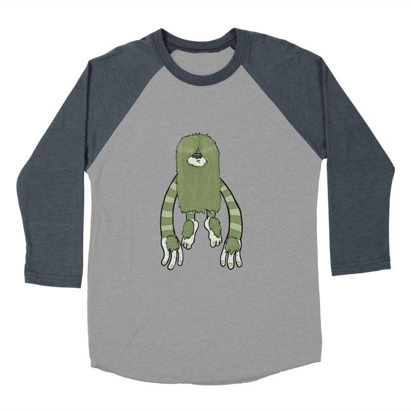 Clive Men's Baseball Triblend T-Shirt by Damien Mason's Artist Shop