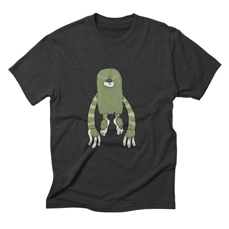 Clive Men's Triblend T-shirt by Damien Mason's Artist Shop