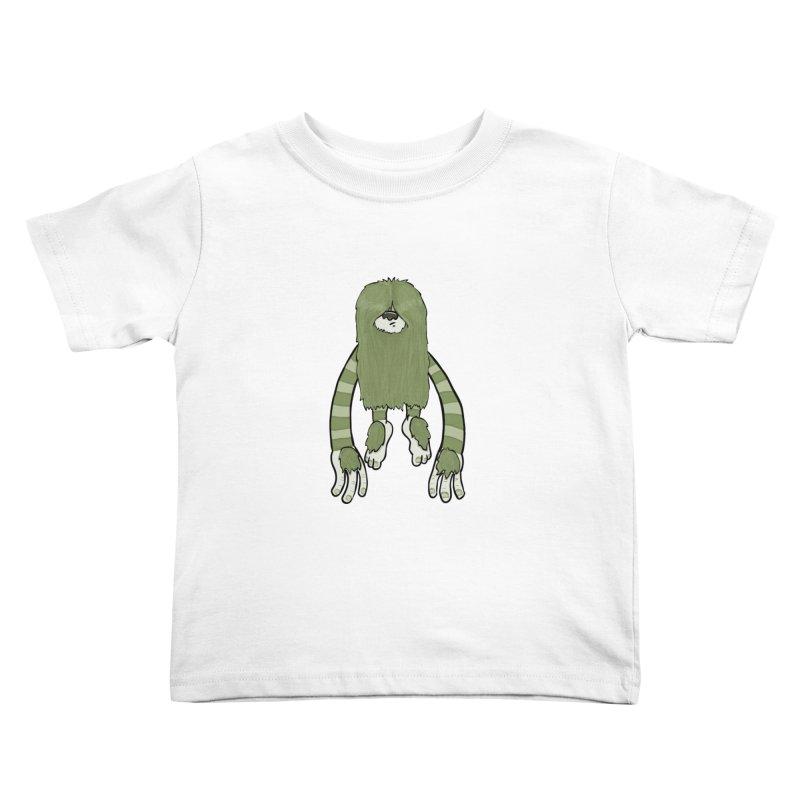 Clive Kids Toddler T-Shirt by Damien Mason's Artist Shop