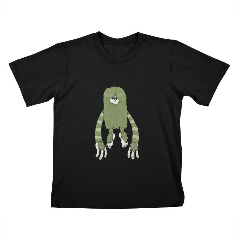 Clive Kids T-Shirt by Damien Mason's Artist Shop